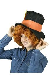 Шляпа и парик Шляпника