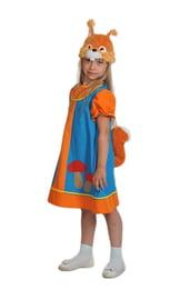 Детский сказочный костюм Белочки