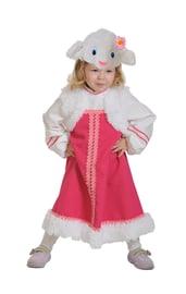 Маскарадный костюм овечки кудряшки