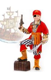 Детский костюм морского пирата