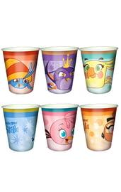 Бумажные стаканы Angry Birds Stella