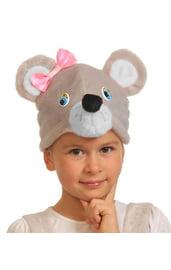 Плюшевая маска мышки