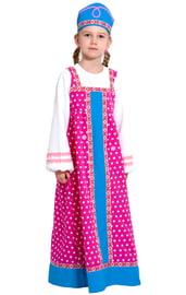 Малиновый костюм Аленушки