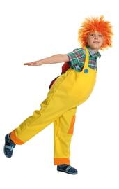 Атласный костюм Карлсона