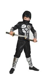 Черный костюм Ниндзя