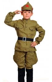 Детский костюм Красноармейца