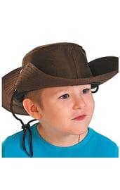 Ковбойская детская шляпа