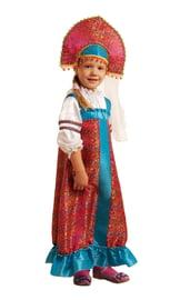 Детский костюм Василисы