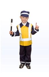 Детский костюм сотрудника ДПС