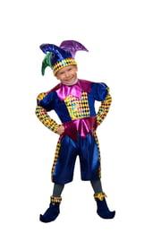Детский костюм королевского шута