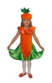 Костюм маленькой морковки