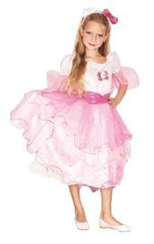 Розовое платье Маленькой Кошечки