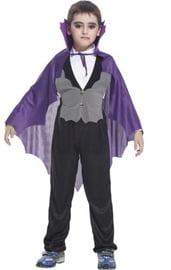 Детский костюм сумрачного вампира