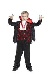 Детский костюм короля вампиров