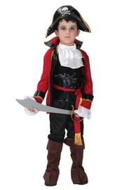 Детский костюм беспощадного пирата