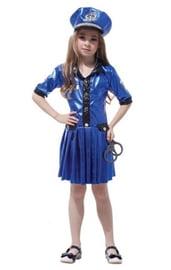 Детский костюм полицейской