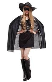 Женский костюм Зорро