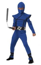 Детский костюм бесшумного ниндзя
