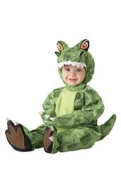 Костюм динозавра для малышей