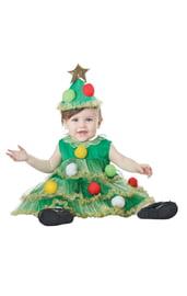 Костюм Рождественской елочки для малышей