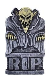 Надгробие с вампиром