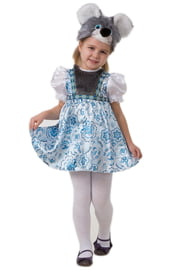 Детский костюм мышки-малышки