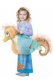 Детский костюм морской наездницы