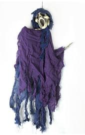 Подвесная декорация Крик Фиолетово-синий