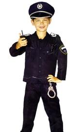 Костюм полицейского для детей