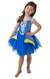 Платье рыбки Дори