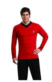 Красная рубашка Скотти Star Trek