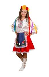 Костюм Украинской девушки