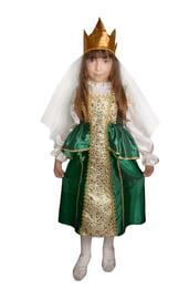 Карнавальный костюм Царевны Лягушки