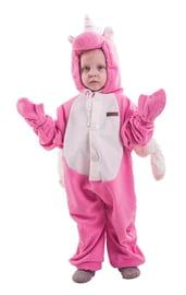 Детская пижама-кигуруми Розовый Единорог