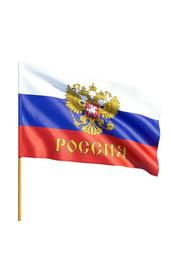 Маленький флажок Россия