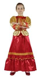 Атласный костюм Казачки