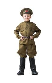 Детский костюм Сержант в галифе
