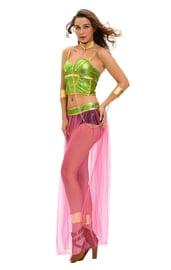 Цветной восточный костюм