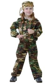 Костюм малышки спецназа
