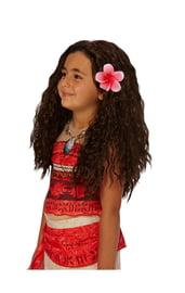 Детский парик Моаны