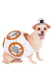 Костюм BB-8 для собак