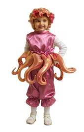 Костюм осьминожки розовый