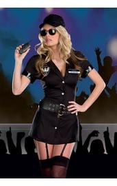 Женский костюм Офицера полиции