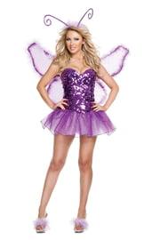 Костюм Фиолетовой бабочки