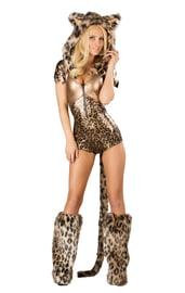 Костюм Золотого леопарда