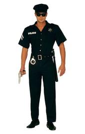 Костюм Серьезного полицейского