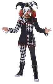 Детский костюм Загадочного Арлекина
