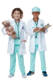 Детский костюм Внимательного Доктора