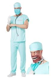 Костюм Кровавого Доктора