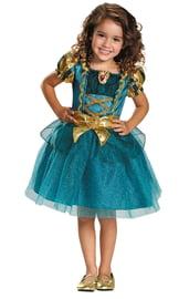 Детский костюм принцессы Мериды